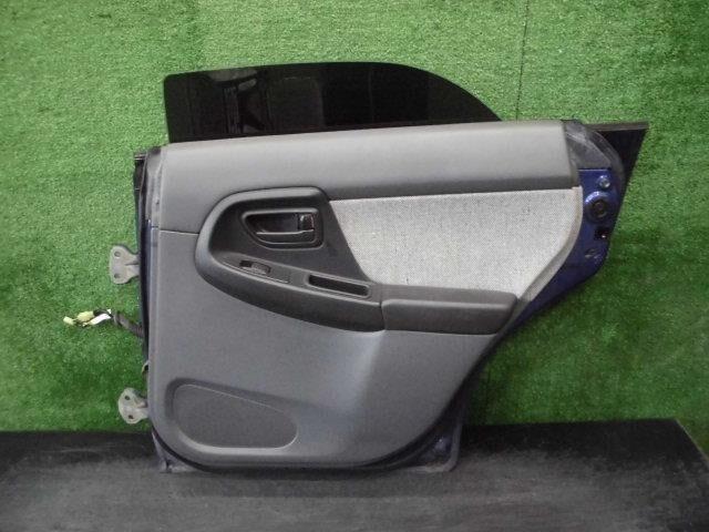 Дверь боковая на Subaru Impreza GG3 EJ152