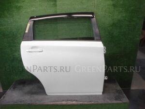 Дверь боковая на Toyota Wish ZGE20G 2ZR-FAE