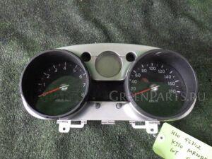 Спидометр на Nissan Dualis KJ10 MR20DE