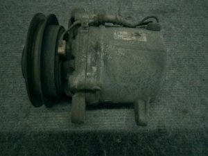 Компрессор кондиционера на Mazda Scrum DG62V K6A