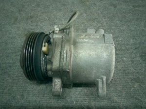 Компрессор кондиционера на Mazda Az-wagon MJ22S K6AT