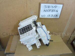 Печка на Toyota Sienta NCP81G 1NZ-FE
