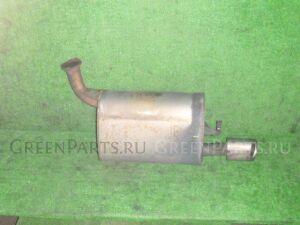 Глушитель на Toyota Aristo JZS160 2JZ-GE