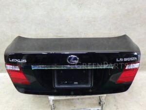 Крышка багажника на Toyota LEXUS LS UVF45 2URFSE