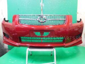 Бампер на Toyota Corolla Fielder NZE141G 1NZ-FE