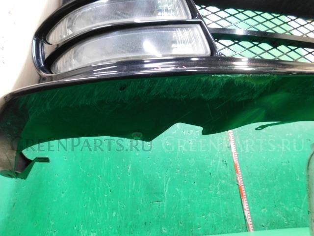 Бампер на Toyota Wish ZNE10G 1ZZ-FE 12-471