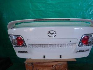Крышка багажника на Mazda Atenza GGEP LF-DE