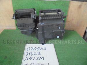Печка на Toyota LIGHT ACE S412M 3SZ-VE