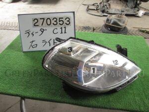 Фара на Nissan Tiida C11 HR15DE P4278
