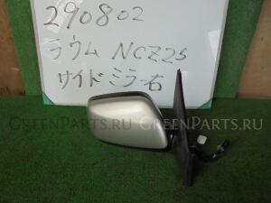 Зеркало двери боковой на Toyota Raum NCZ25 1NZ-FE