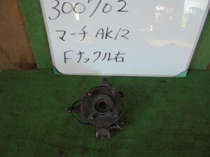 Ступица на Nissan March AK12 CR12DE