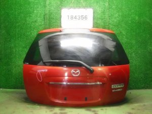 Дверь задняя на Mazda Verisa DC5R ZY-VE