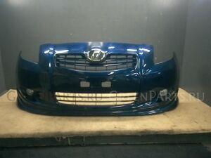 Бампер на Toyota Vitz NCP95 2NZ-FE