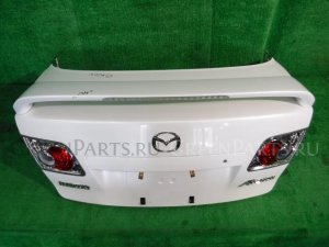 Крышка багажника на Mazda Atenza GG3P L3-VE