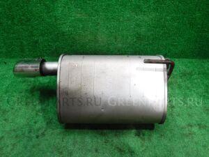 Глушитель на Subaru Legacy BP5 EJ203