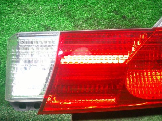 Стоп-планка на Toyota Alphard ANH15W 2AZ-FE