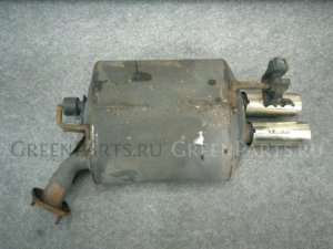 Глушитель на Nissan Fuga Y50 VQ25DE