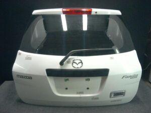 Дверь задняя на Mazda Familia BVAY12 CR12DE