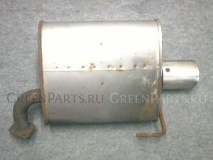 Глушитель на Subaru Legacy BL5 EJ204DTCJE