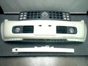 Бампер на Nissan Cube BNZ11 CR14DE