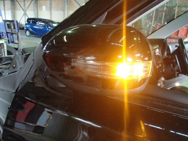 Дверь боковая на Subaru Exiga YA5 EJ205JBLME