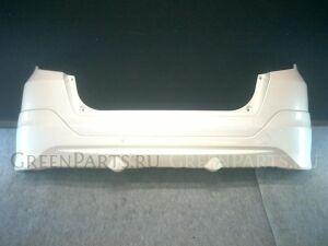 Бампер на Honda Fit GE6 L13A-410