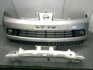 Бампер на Nissan Tiida JC11 MR18DE