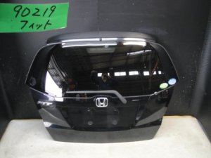 Дверь задняя на Honda Fit GE6 L13A-415