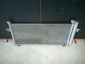 Радиатор кондиционера на Nissan Cube AZ10 CGA3DE