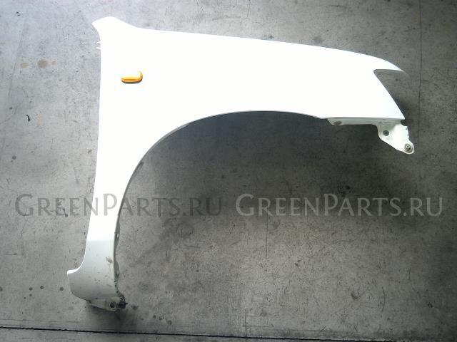 Крыло переднее на Toyota Succeed NCP58G 1NZ-FE