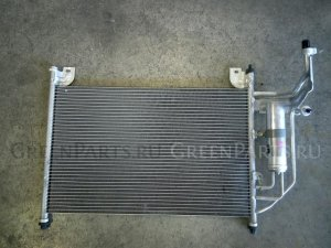 Радиатор кондиционера на Mazda Demio DE3FS ZJ-VE
