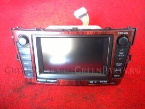 Автомагнитофон на Toyota MARK X GEO ANA15 2AZ-FE