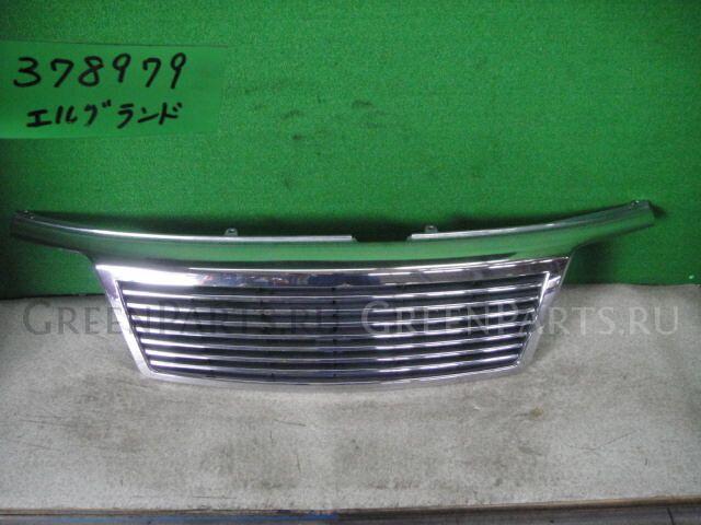 Решетка радиатора на Nissan Elgrand APE50