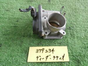 Дроссельная заслонка на Nissan Tiida Latio SC11 HR15DE