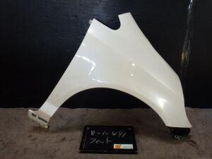Крыло переднее на Honda Fit GD1 L13A-285