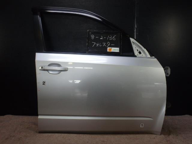 Дверь боковая на Subaru Forester SHJ FB20ASZNXA