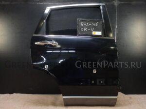 Дверь боковая на Honda CR-V RE4 K24A-721
