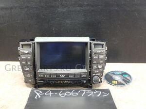 Автомагнитофон на Toyota Crown GRS181 4GR-FSE