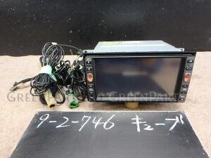 Автомагнитофон на Nissan Cube Z12 HR15DE
