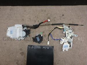 Замок двери на Mazda Mpv LY3P L3-VE