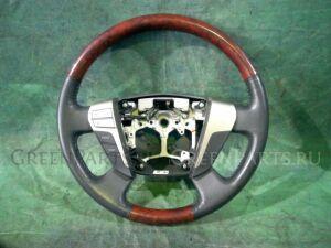 Руль на Toyota Vellfire ANH25W 2AZ-FE