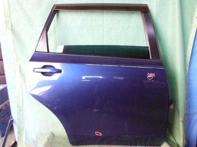 Дверь боковая на Subaru Exiga YA9