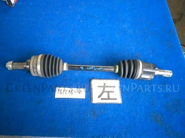 Привод на Suzuki Alto HA25S K6A