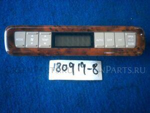 Блок управления климатконтроля на Toyota Alphard ANH15W 2AZ-FE