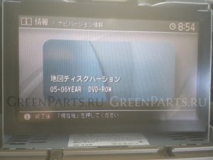 Автомагнитофон на Nissan Serena NC25 MR20DE