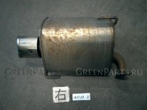 Глушитель на Subaru Legacy BL5 EJ20YDTBJE