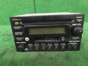 Автомагнитофон на Toyota Corona Premio ST210 3S-FSE