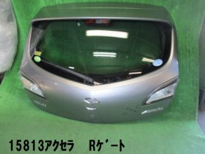 Дверь задняя на Mazda Axela BL5FW