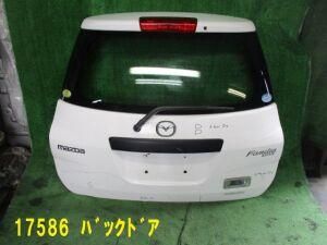 Дверь задняя на Mazda Familia BVY12