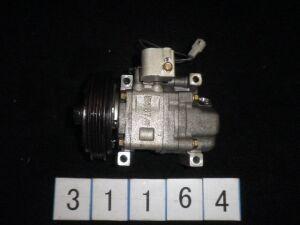 Компрессор кондиционера на Mazda Demio DW3W B3E